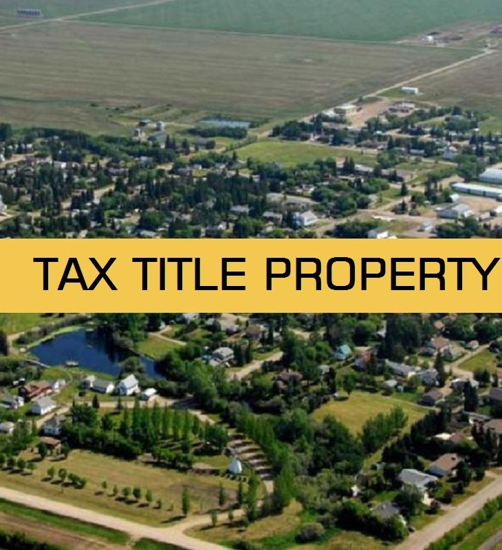 tax title property