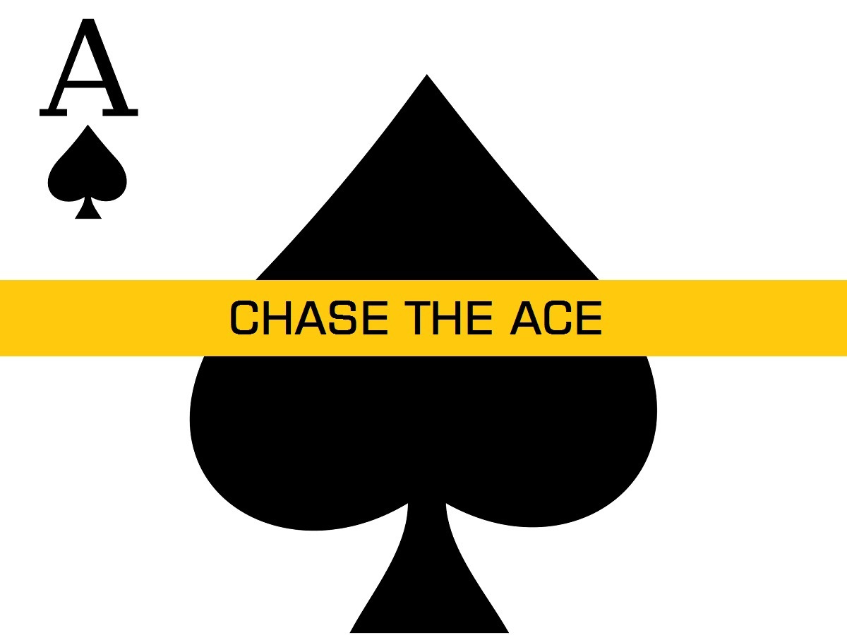 chase the ace community fundraiser